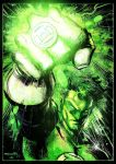Green light by toonfed
