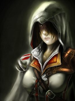 assassin creed carte blanche by ACWart