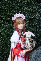 Sakura hime tsubasa reservoir chronicle by Makicreazion