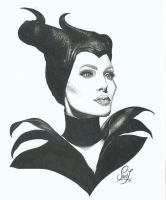 Maleficent by swa7