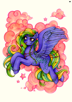 Shimmering Dawn by MadBlackie
