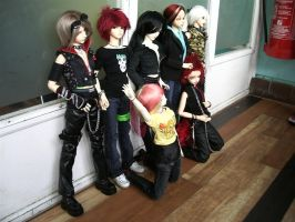 Luts Lineup 1 by koganemouche
