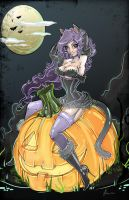 Halloween 2012 by NoFlutter