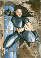 x-23 sketchcard by Csyeung