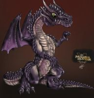 Baby fatalis finished by BnW-JACK