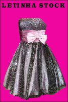Glitter Dress by letinhastock
