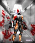 Gray Fox The Freaking Buthcer by MuratCALIS