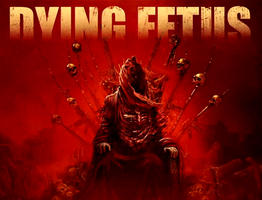 Dying Fetus Artwork by M3kD34th