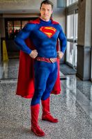 Superman Cosplay 4 by PhoenixForce85