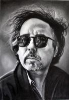 Tim Burton by donchild