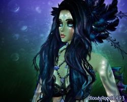IMVU Mermaid by Drii-a7x
