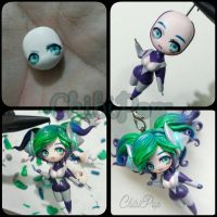 Dj sona Handmade polymer clay creation by chujhin24