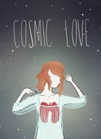 Cosmic Love by atomickelsey