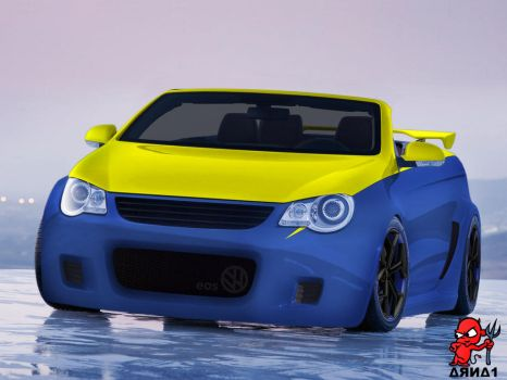 Volkswagen Eos Project 5 by arna1