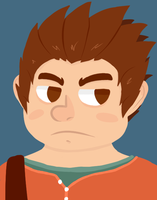 Hes gonna wreck it! by SpeedNinja2