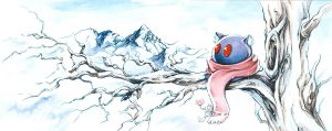 Winters day by Naschi