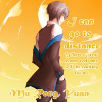 RA Go to Distance by Blackcaress