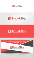BrandUltra Logo and FB Cover by DianaGyms