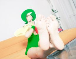 Gardevoir Feets by cl0set