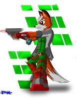 Son of James McCloud by MyRedYoshi