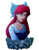 A is for Ariel by CrissyPeters