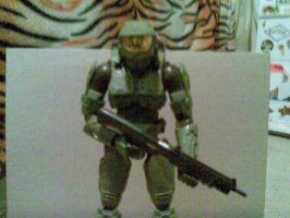 Master Chief by saria-the-elf