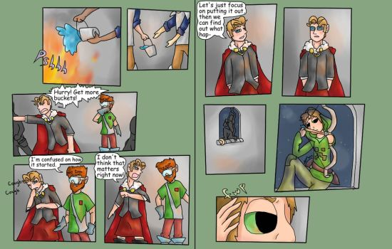 We 3 Kings pages 141-142 by ShadowCatGamer