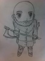 Polomick the Chibi Adventurer by TheSyyren