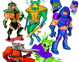 Masters of the Universe colored final by Count-KraumBurger1