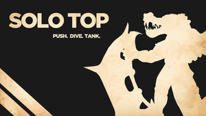 Renekton Solo Top Wallpaper by Welterz