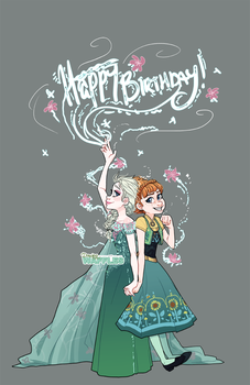 Frozenfever3 by Drawing-Wiff-Waffles