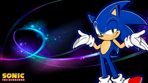 Sonic wallpaper 18 by Hinata70756