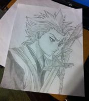 Toshiro Hitsugaya 2 by mochiprincess