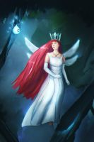 Child Of Light by cgartMan5ON