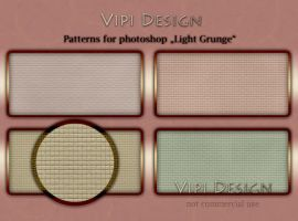 Patterns - Light Grunge by elixa-geg