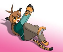 TwoKinds: Flora by Coshi-Dragonite