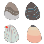 Closed Species Mystery Eggs 2 [CLOSED] by LoveBunsAdopts