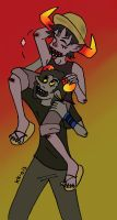 31 Day Homestuck Challenge - day 20 by KK-sis