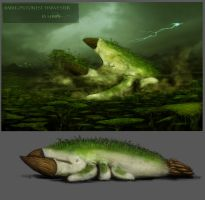 babylonian forest harvester-2 by semiconductor