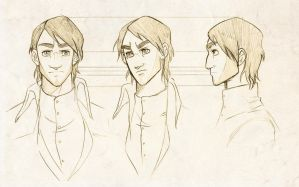 Teo turnaround by SilvesterVitale