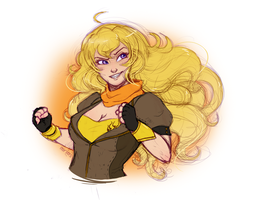 RWBY Art Challenge 2016 Day 2 by mirzers