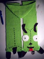 Gir Scarf finished by Fallonkyra