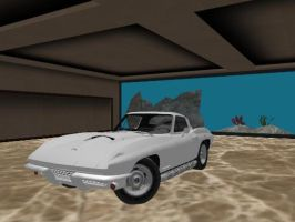 1967 stingray + DL by sky-commander