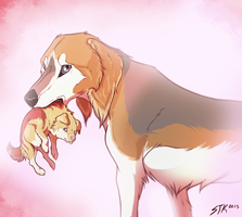 Mother by Pekan-Pie