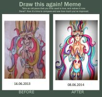 Draw this again by Ircuz