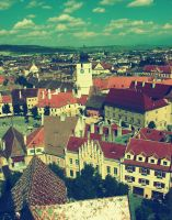 Sibiu II by ingrid-crimson
