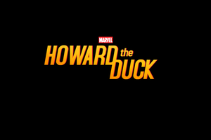Marvel's HOWARD THE DUCK - LOGO by MrSteiners