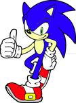 Sonic Colored by R8TED-R