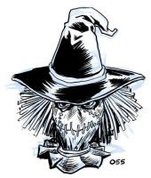 The Scarecrow by dennisculver
