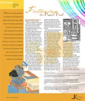 Following The Paper Trail by K-L-Designs